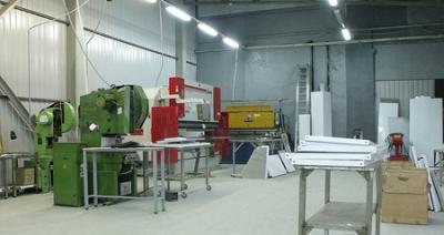 завод по изготовлению оборудования для ресторанов ROSINOX